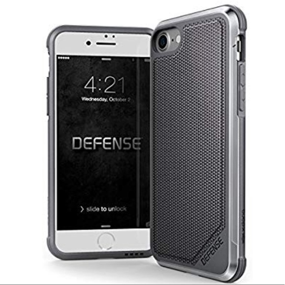 separation shoes 85bfe bce3f X-doria Defense Lux iPhone X Case NWT